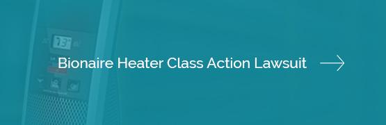 Bionaire Heater Class Action