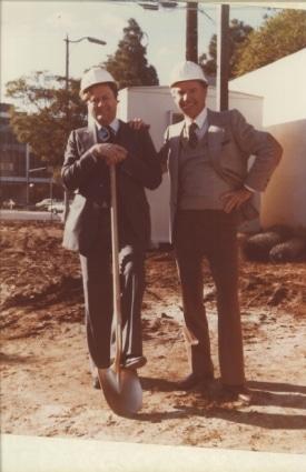Major Langer and James Perona