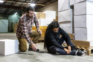 The Most Common Types of Work-Related Injuries